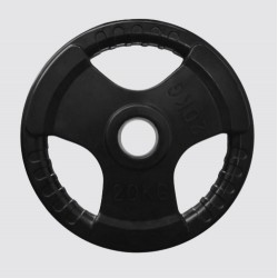 RUBBER WEIGHT LIFTING PLATE...